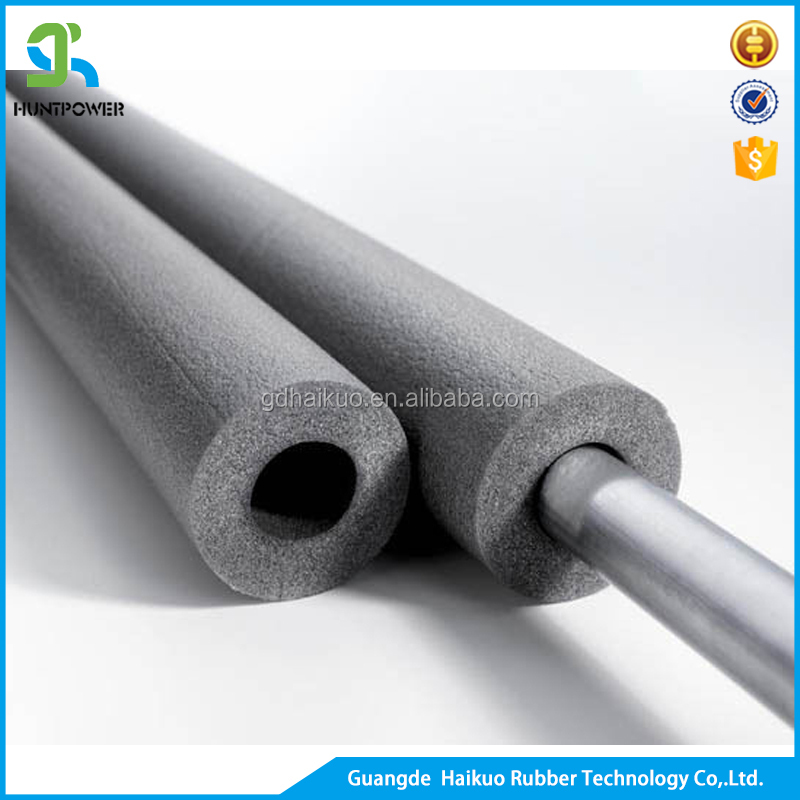Elastomeric Rubber Pipe Insulation Rubber Sheets, Copper Pipes Insulation
