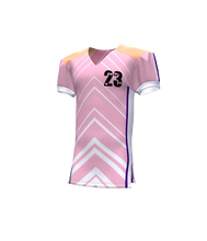 2018 newest women rugby design custom sublimation uniforms baseball shirt