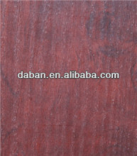 melamine board /plywood /decoration/-Red Applewood