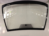 High quality mitsubishi pajero windshield glass/car glass colors in all types