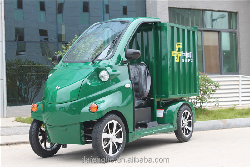 electric cargo and mini truck for sale china 4 wheels CE approved