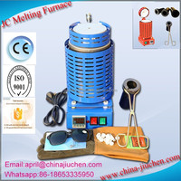 JC Electric Portable Aluminium Smelter for Gold