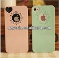Love Design Candy Color Case for iphone 5,Colorful PC Case for iphone4/4s/5