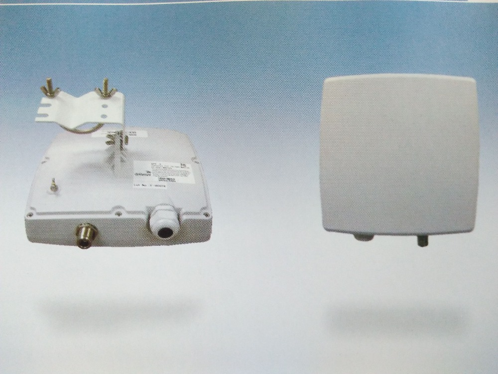 High Quality 5GHz High-Powered 18dBi Integrated CPE