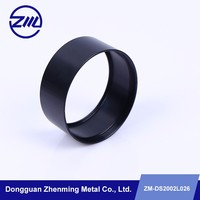 Black Zinc Plating Hardware Inner Thread