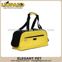 New style promotional pet organic cotton dog carrier