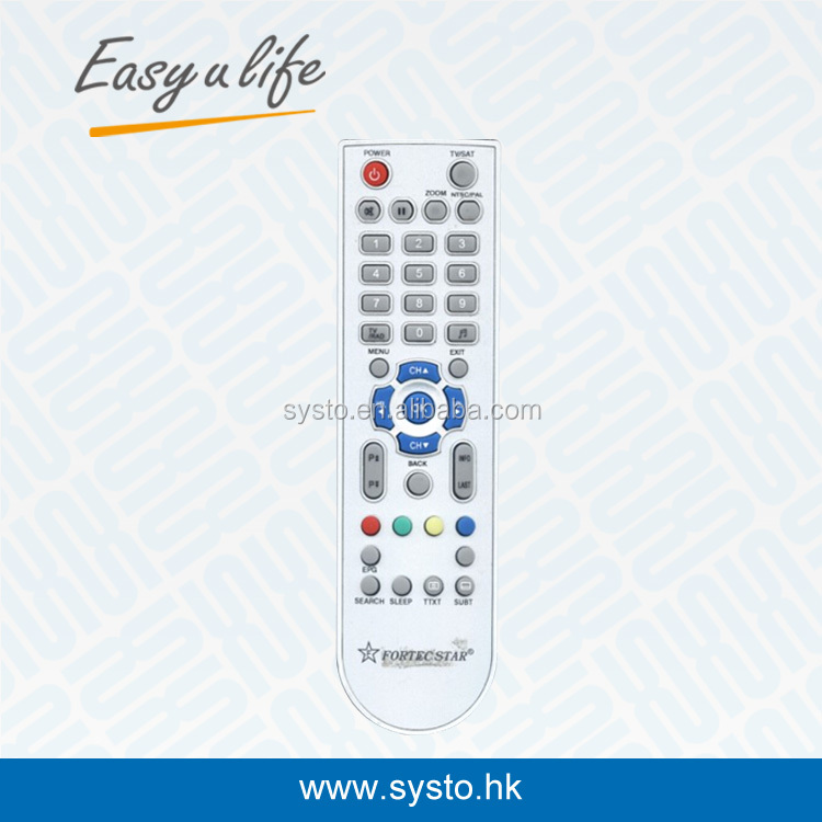 FORTEC STAR 5600-2+ TUNIS MARKET HOT SELLING REMOTE CONTROL