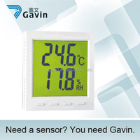 Made in China Best Price Temperature and Humidity Gauge