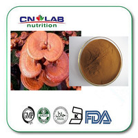 High quality Ganoderma lucidum P.E. Reishi P.E. Reishi Mushroom P.E. with Polysaccharide and Triterpene