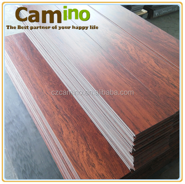 3mm wood look PVC glue down vinyl plank flooring