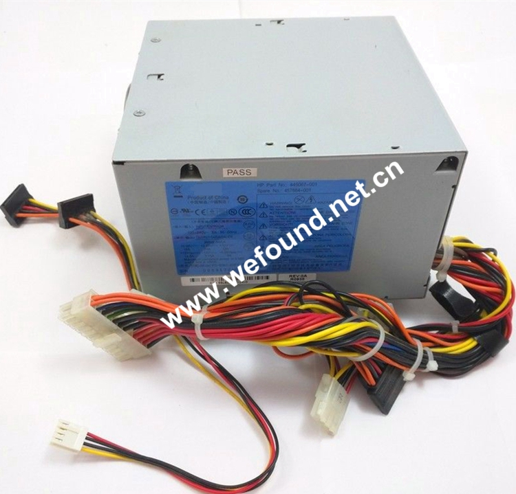 100% working power supply for HP ML110 G5 445067-001 457884-001 PS-6361-4HF1, Fully tested