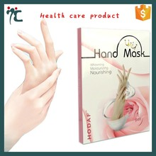 Skin Care Anti-wrinkle and Moisturizing Spa Gloves Gold Foot Hand Mask