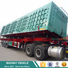 Coal Transportation Tipper Semi Trailer On