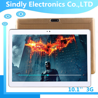 2016 best selling factory direct 10 inch android4.4 Dual Sim Card slim android 3G tablet