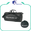 Wholesale sports gym collapsible duffel bag/ durable nylon round foldable duffle bag for travel