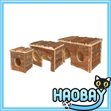 nature wooden wholesale hamster cage