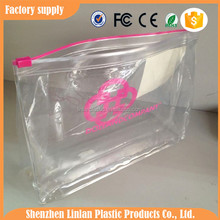 plastic bikini packaging bag zip lock bags