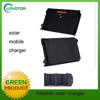 Cheap Price Solar Panel Foldable & Portable Solar Charger for mobile phones