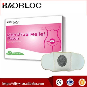 Painful Period Relief Patch, Relieve Pain Quickly And Effectively, Supply Direct Factory