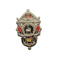 Masonic Gold Badges Souvenir Gifts Craft