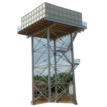 smc sectional water tank tower