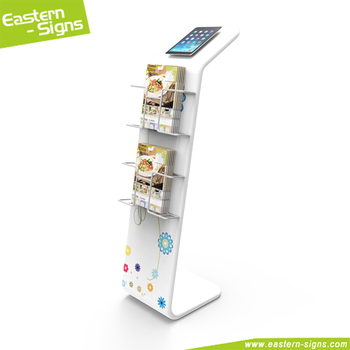 Exhibition ipad display stand