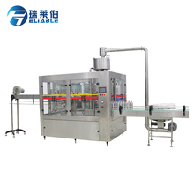 Commercial Bottled Sparkling Soda Water Maker / Filling Machine