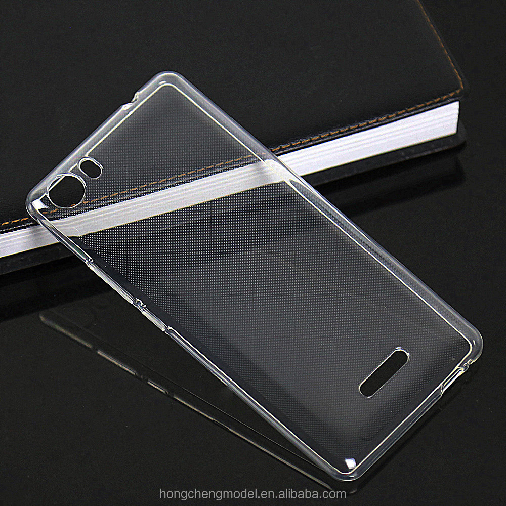 Glossy Soft Jelly TPU Gel Case Back Cover For Wiko Fever Ultra Thin