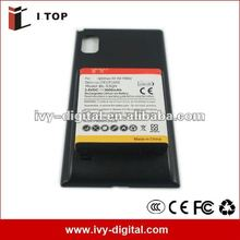 double capacity BL-53QH Battery For LG Optimus 4X HD Celular Phone
