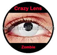 wholesale colored contacts korea yearly halloween crazy contact lens