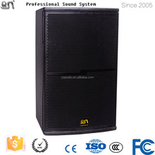 speakers manufacturer 15 inch ultrasonic pa 600 watt directional amplifier speaker