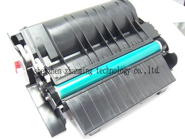 Laser Toner Cartridge Used for Lexmark T640 Printer