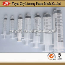 Cheap & High Quality Injection Plastic Syringe Mold