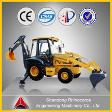 Backhoe loader backhoe wheel loader excavator XNWZ74180 for sale in South America market countries