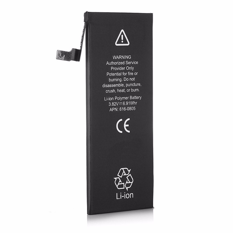 Original Phone Battery for iPhone 7 Zero Cycle Replacement Mobile Batteries for iPhone 4/5/6/7/8/X