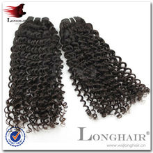 2016 Long Lasting Human Virgin Hair Brazilian Deep Curl Weaving