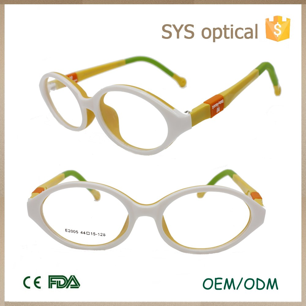 Custom design glow progressive optic ,prevalent glasses frame for children