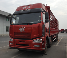 FAW Cargo Truck 6*4 Lorry Truck 160HP for Philippines Market