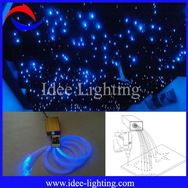 2013 New 16w Led Fiber Optic Light Kit For Home Theater Buy Fiber Optic Lig