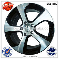 BK692 alloy wheel