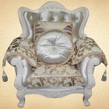 Traditional European Style Upholstered Solid Wood Living Room Sofa Set 1+2+3 Buy Wholesale From China