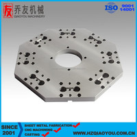 Textile machinery parts, CNC machining service from China factory