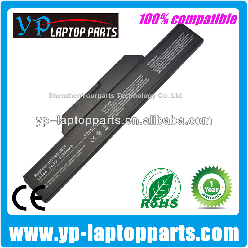 Factory supplier Laptop Battery for HP Compaq 6735s 6720 6720s 6730s 6820 HSTNN-IB51