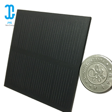 Custom made small size 67*67mm 6V 100mA mini epoxy solar panels/ solar cells for led light