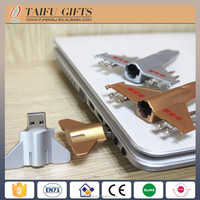 custom high quality 3d 8G metal usb flash drive