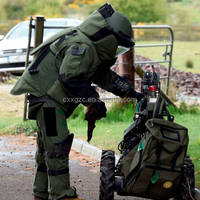 Police Security EOD Bomb Disposal Suit