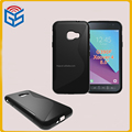 New Products 2018 S Line Flexible TPU Case For Samsung Galaxy Xcover 4 G390F Cover