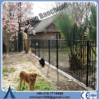CE certificated Australia standard tubular fence / Tubular Steel Fence / Tubular Fence from China
