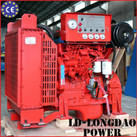 fire fighting equipment 4 cylinder diesel engine for fire water pump set