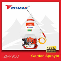 Garden perfume bottle mechanical mist and powder insecticide petrol engine power agricultural sprayer pump